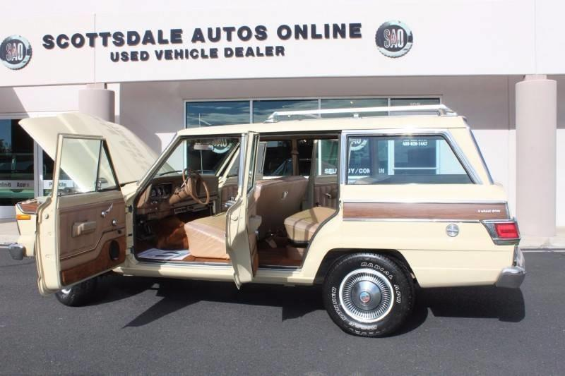 Used-1979-Jeep-Wagoneer-Brougham-4X4-Used-car-deals-Lake-County-IL