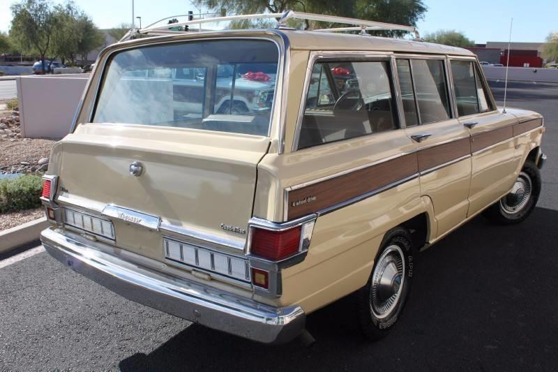 Used-1979-Jeep-Wagoneer-Brougham-4X4-Classic