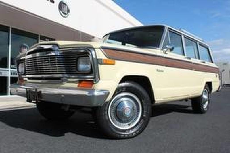 Used 1979 Jeep Wagoneer <span>Brougham 4X4</span> | Scottsdale, AZ
