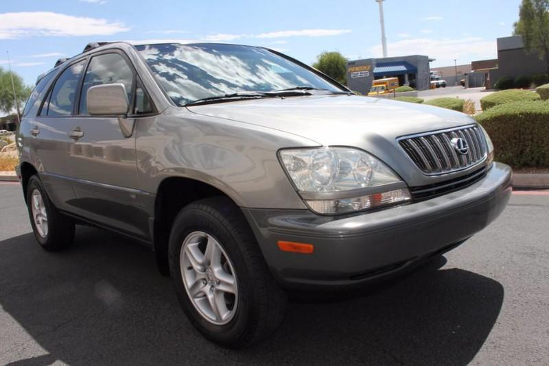Used-2001-Lexus-RX-300-All-Wheel-Drive-1-Owner-Mercedes-Benz