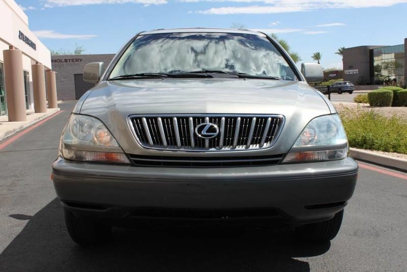 Used-2001-Lexus-RX-300-All-Wheel-Drive-1-Owner-Wrangler