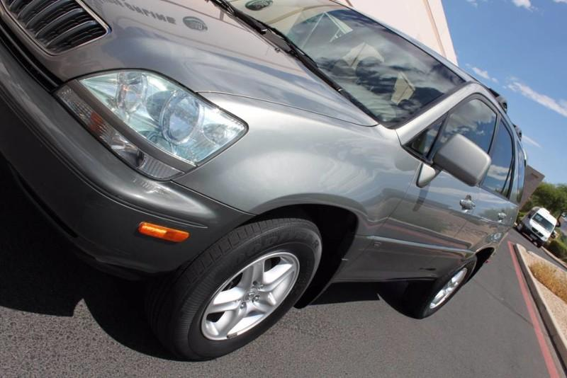 Used-2001-Lexus-RX-300-All-Wheel-Drive-1-Owner-Service-shop-Libertyville