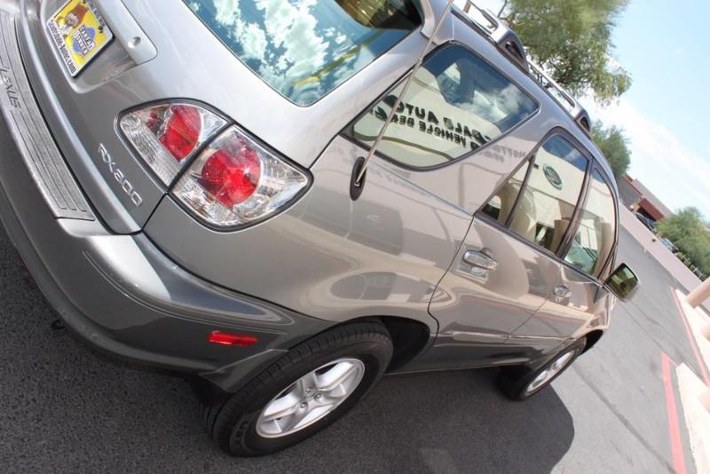 Used-2001-Lexus-RX-300-All-Wheel-Drive-1-Owner-New-Nissan-Dealership-Lake-County
