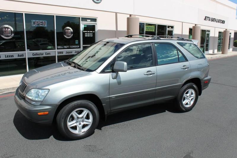 Used-2001-Lexus-RX-300-All-Wheel-Drive-1-Owner-Camaro