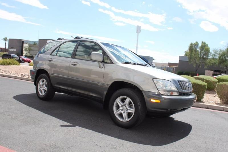Used-2001-Lexus-RX-300-All-Wheel-Drive-1-Owner-Chevrolet