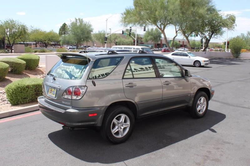Used-2001-Lexus-RX-300-All-Wheel-Drive-1-Owner-New-Car-Specials-IL