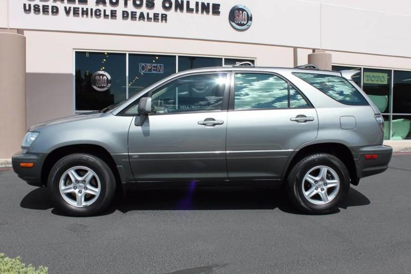 Used-2001-Lexus-RX-300-All-Wheel-Drive-1-Owner-Wagoneer