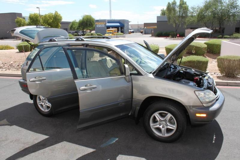 Used-2001-Lexus-RX-300-All-Wheel-Drive-1-Owner-Chevelle