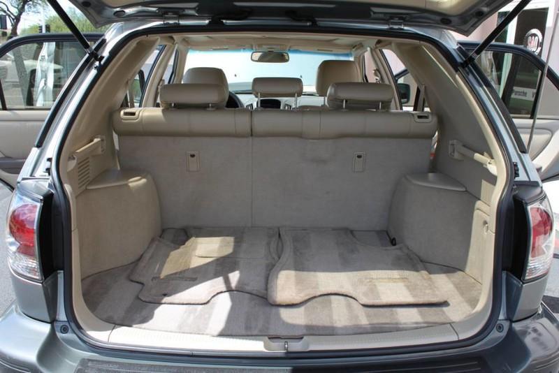 Used-2001-Lexus-RX-300-All-Wheel-Drive-1-Owner-Mini