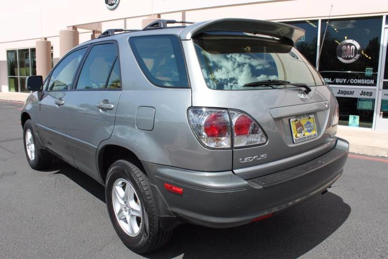 Used-2001-Lexus-RX-300-All-Wheel-Drive-1-Owner-Mopar