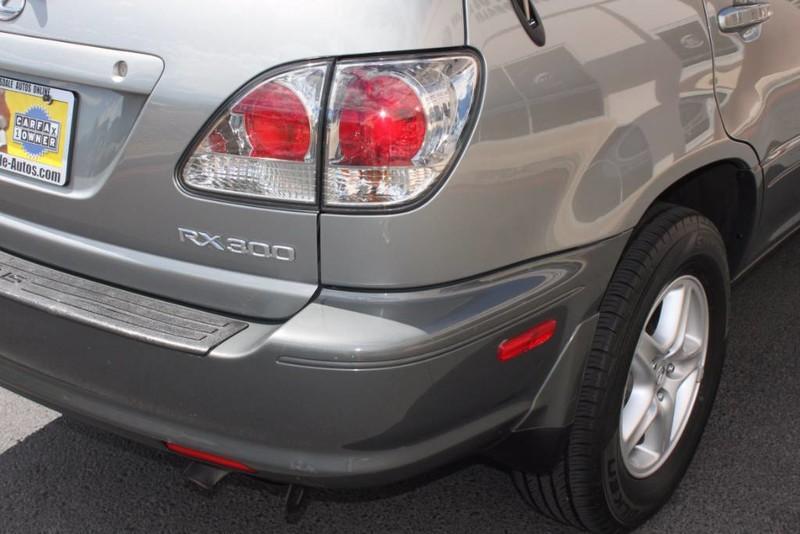 Used-2001-Lexus-RX-300-All-Wheel-Drive-1-Owner-Ferrari