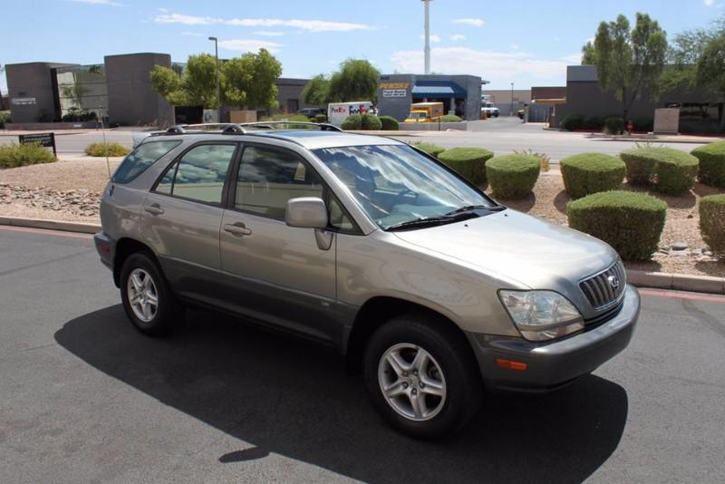 Used-2001-Lexus-RX-300-All-Wheel-Drive-1-Owner-New-Ferrari-Lake-County