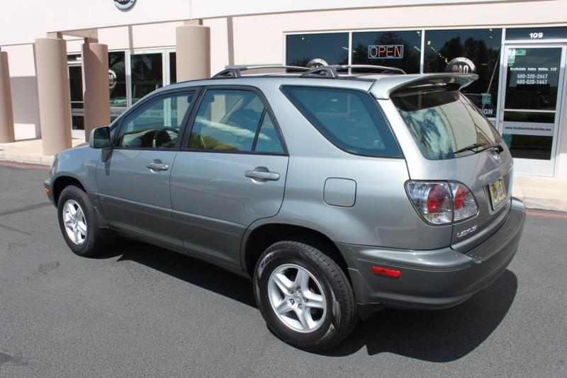 Used-2001-Lexus-RX-300-All-Wheel-Drive-1-Owner-Lincoln