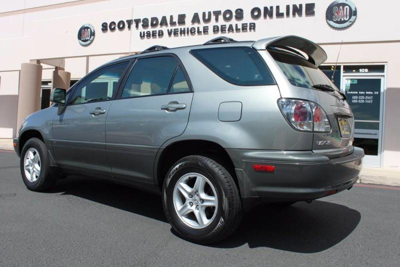 Used-2001-Lexus-RX-300-All-Wheel-Drive-1-Owner-Range-Rover