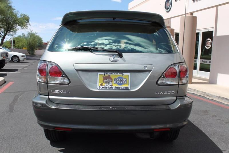 Used-2001-Lexus-RX-300-All-Wheel-Drive-1-Owner-New-use-car-dealer-IL