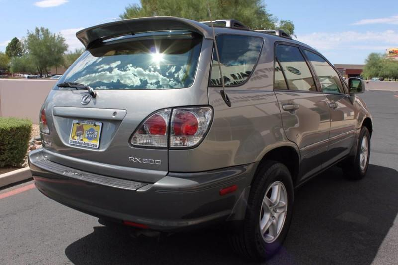 Used-2001-Lexus-RX-300-All-Wheel-Drive-1-Owner-Collector