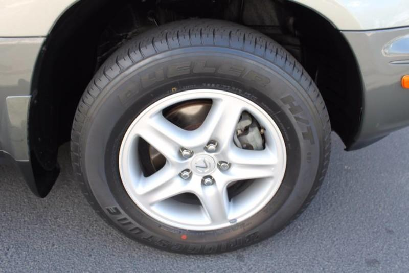 Used-2001-Lexus-RX-300-All-Wheel-Drive-1-Owner-LS400
