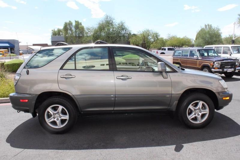 Used-2001-Lexus-RX-300-All-Wheel-Drive-1-Owner-New-Mercedes-Benz
