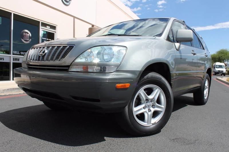 Used 2001 Lexus RX 300 <span>All Wheel Drive 1-Owner</span> | Scottsdale, AZ