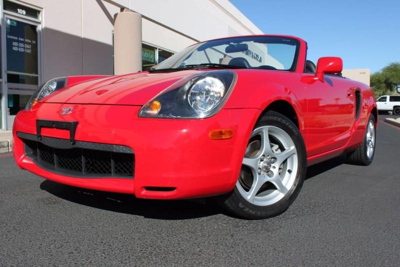 Used-2000-Toyota-MR2-Spyder-Used-cars-for-sale-Lake-County