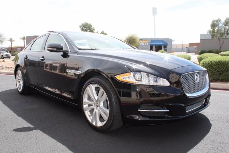 Used-2012-Jaguar-XJ-1-Owner-Mercedes-Benz
