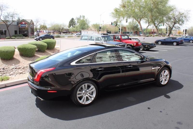 Used 2012 Jaguar XJ 1 Owner Lexus