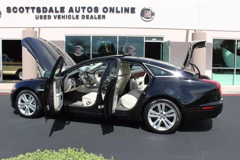Used-2012-Jaguar-XJ-1-Owner-Collector