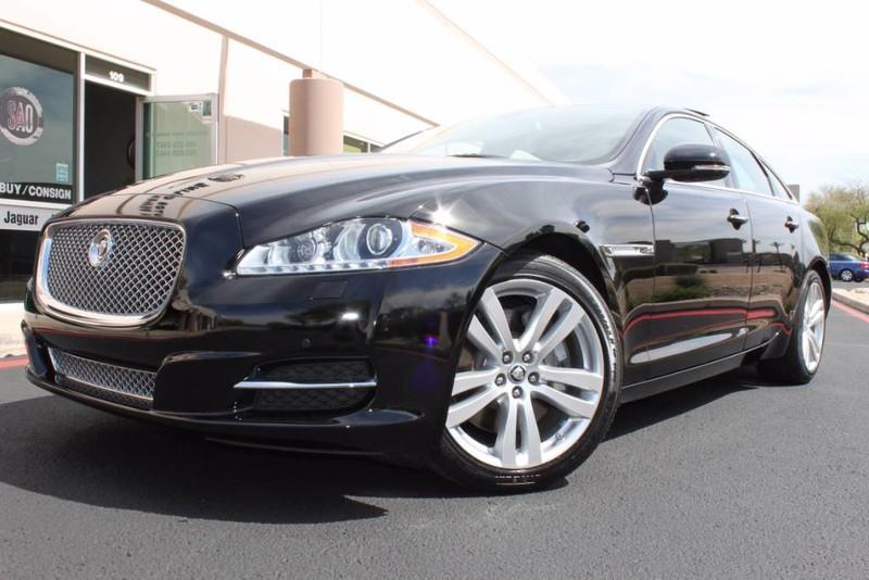 Used 2012 Jaguar XJ <span>1-Owner</span>   Scottsdale, AZ