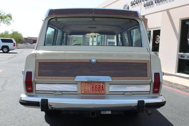 Used-1984-Jeep-Grand-Wagoneer-Limited-4X4-Classic
