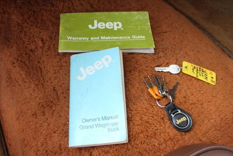 Used-1984-Jeep-Grand-Wagoneer-Limited-4X4-Dodge
