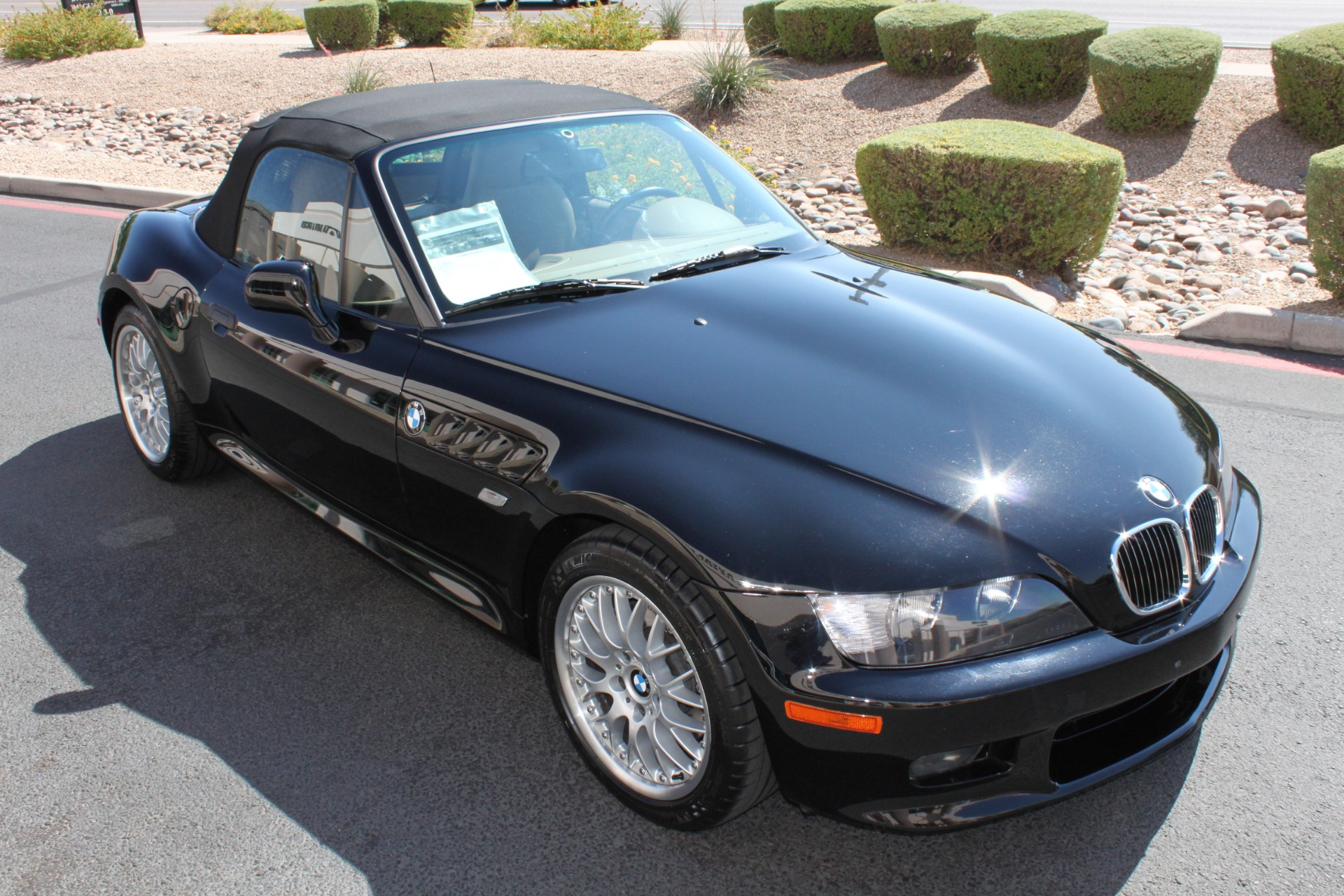 Used-2001-BMW-Z3-Roadster-30i-Cherokee