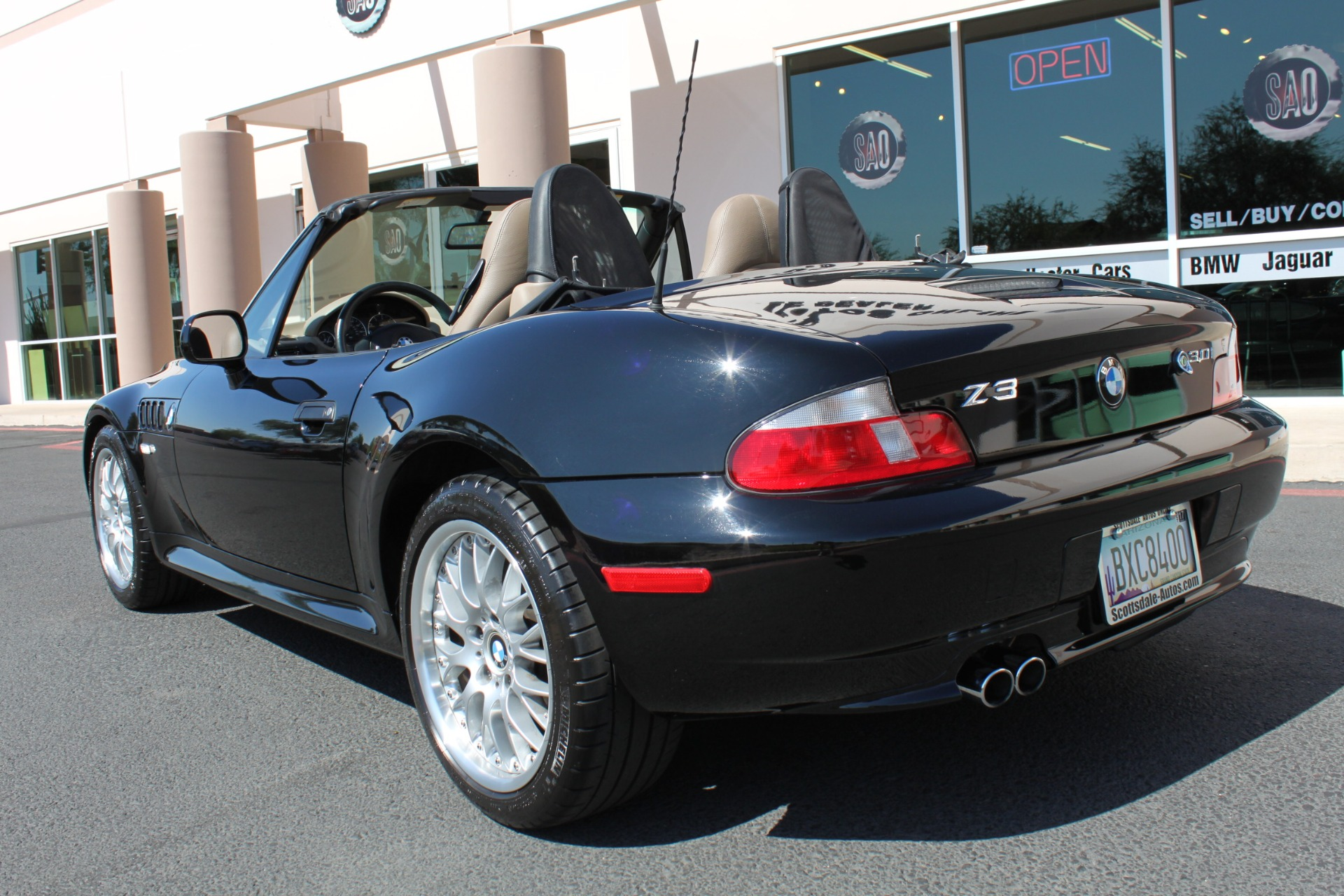 Used-2001-BMW-Z3-Roadster-30i-4X4