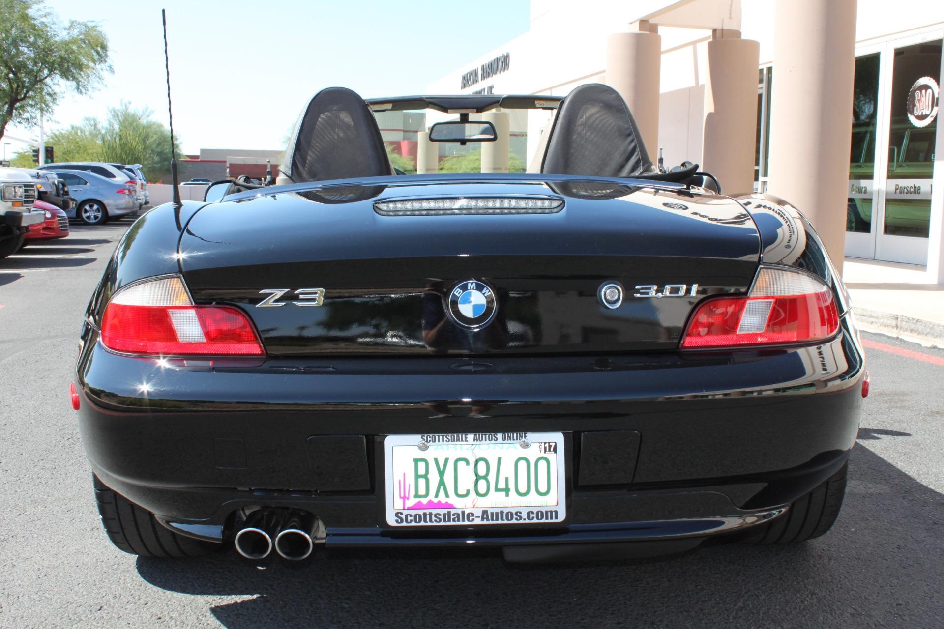 Used-2001-BMW-Z3-Roadster-30i-4X4