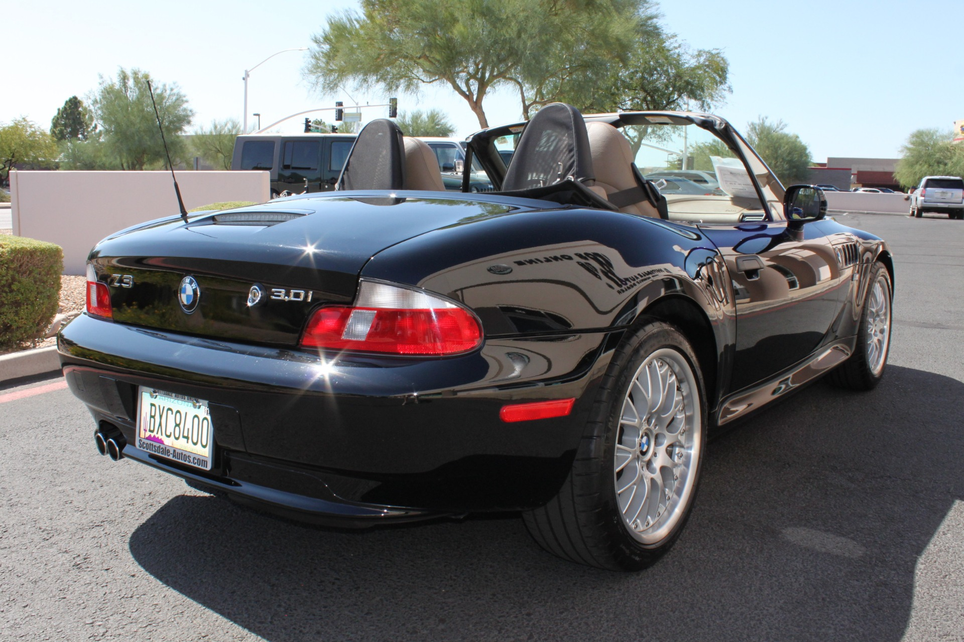 Used-2001-BMW-Z3-Roadster-30i-Acura