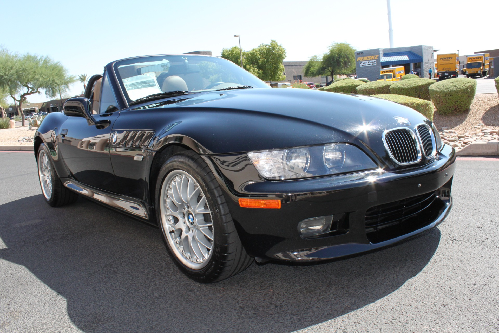Used-2001-BMW-Z3-Roadster-30i-New-Nissan-Dealership-Lake-County