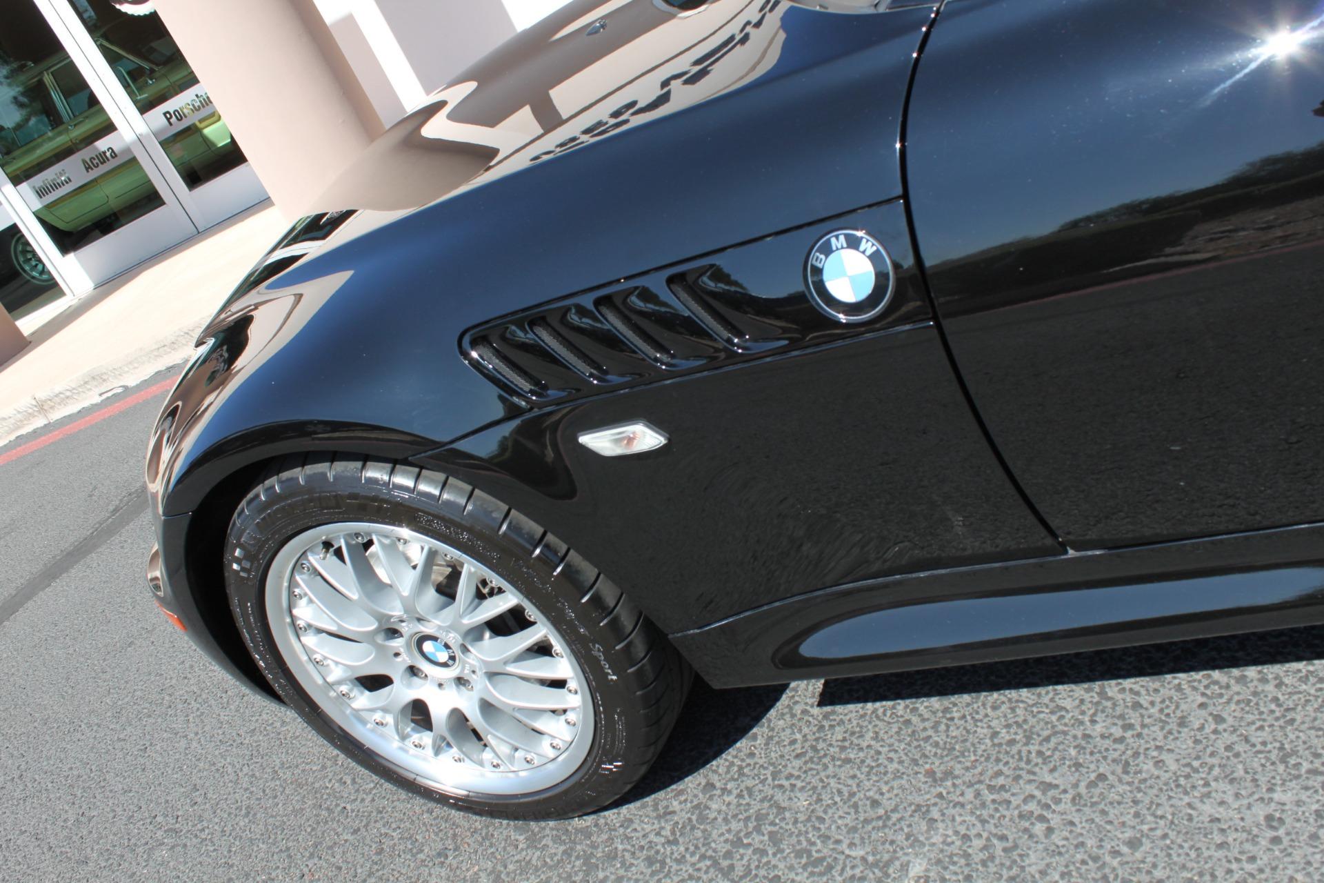 Used-2001-BMW-Z3-Roadster-30i-New-Honda-IL