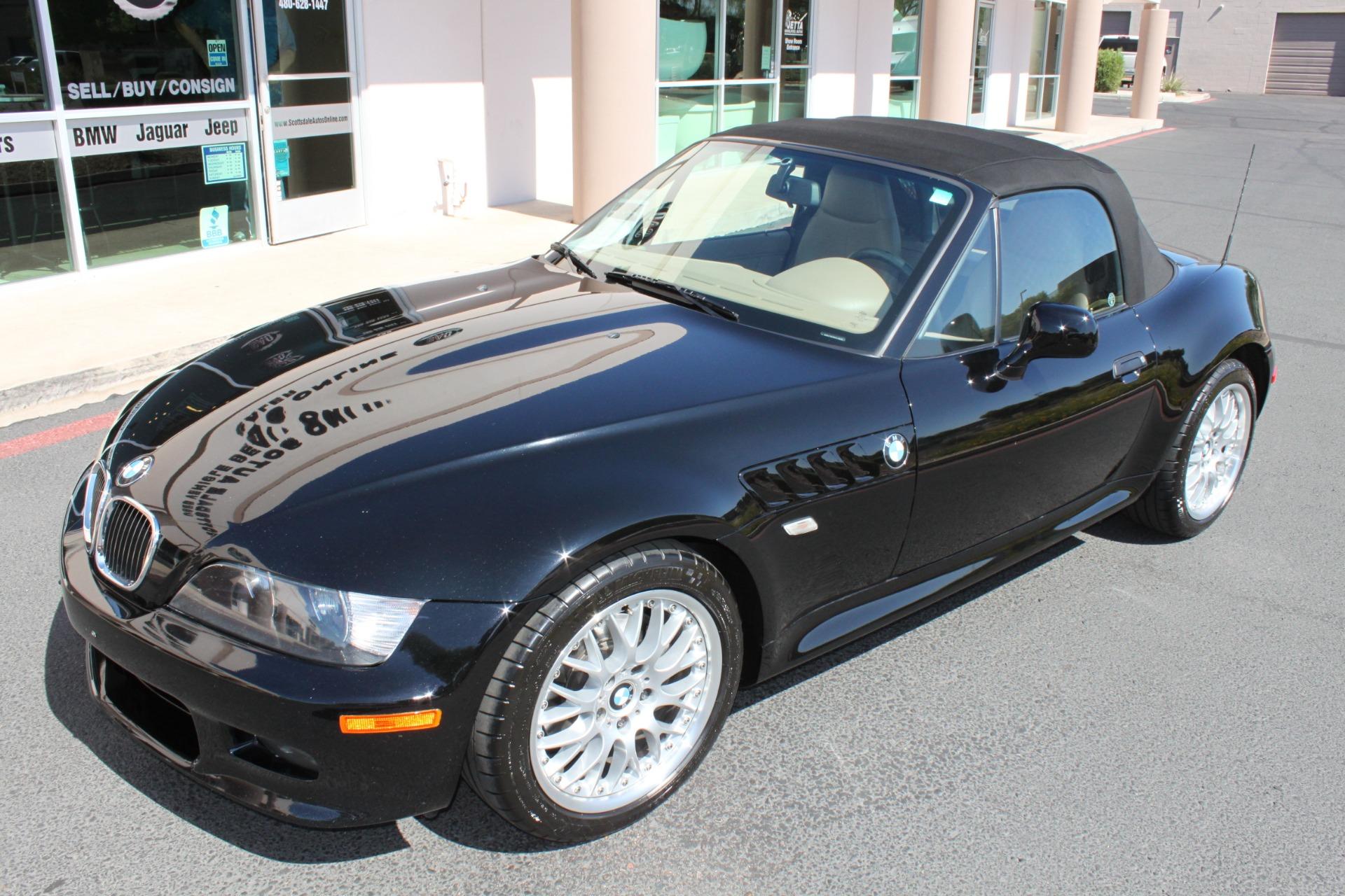 Used-2001-BMW-Z3-Roadster-30i-New-BMW-IL
