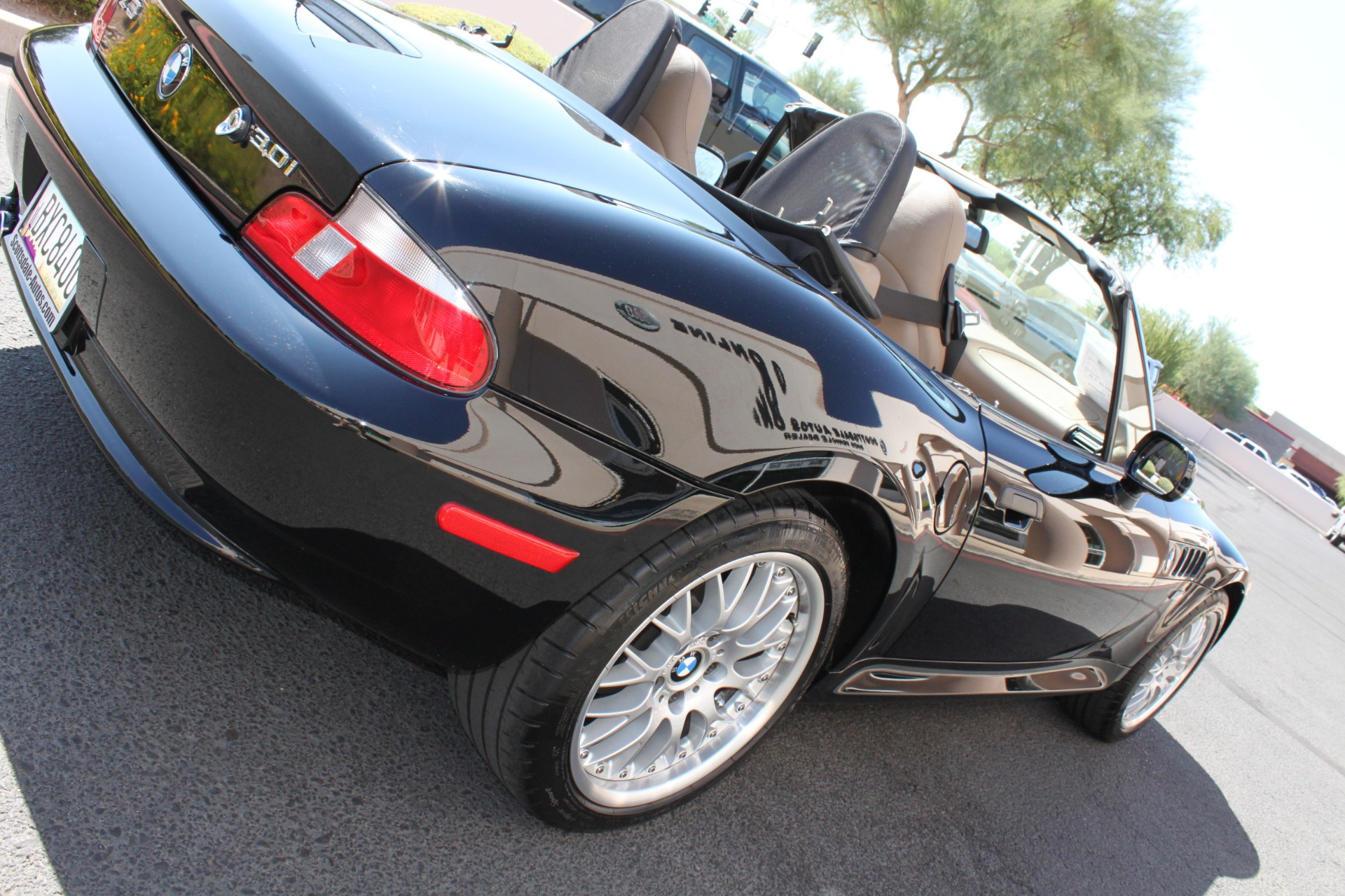 Used-2001-BMW-Z3-Roadster-30i-Used-cars-for-sale-Lake-County
