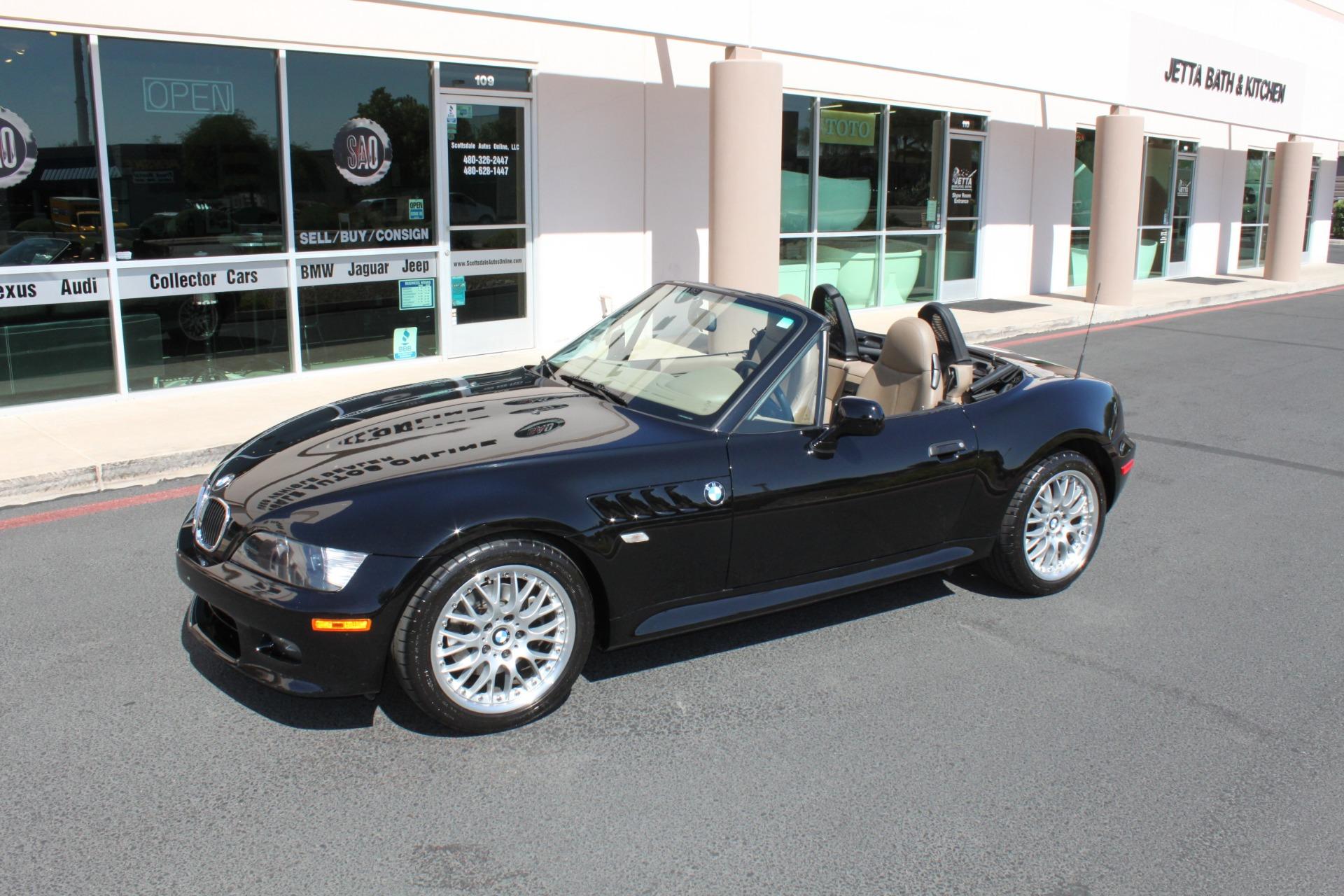 Used-2001-BMW-Z3-Roadster-30i-Fiat
