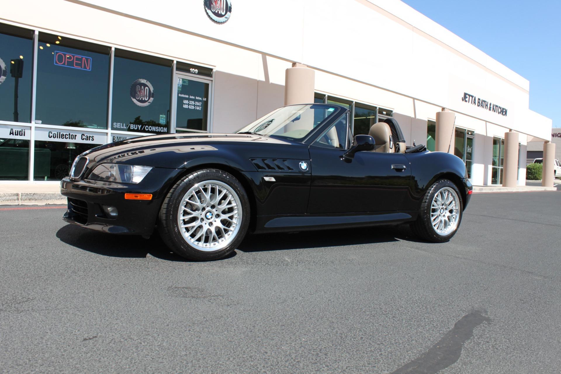 Used-2001-BMW-Z3-Roadster-30i-Audi-Service-Libertyville-IL