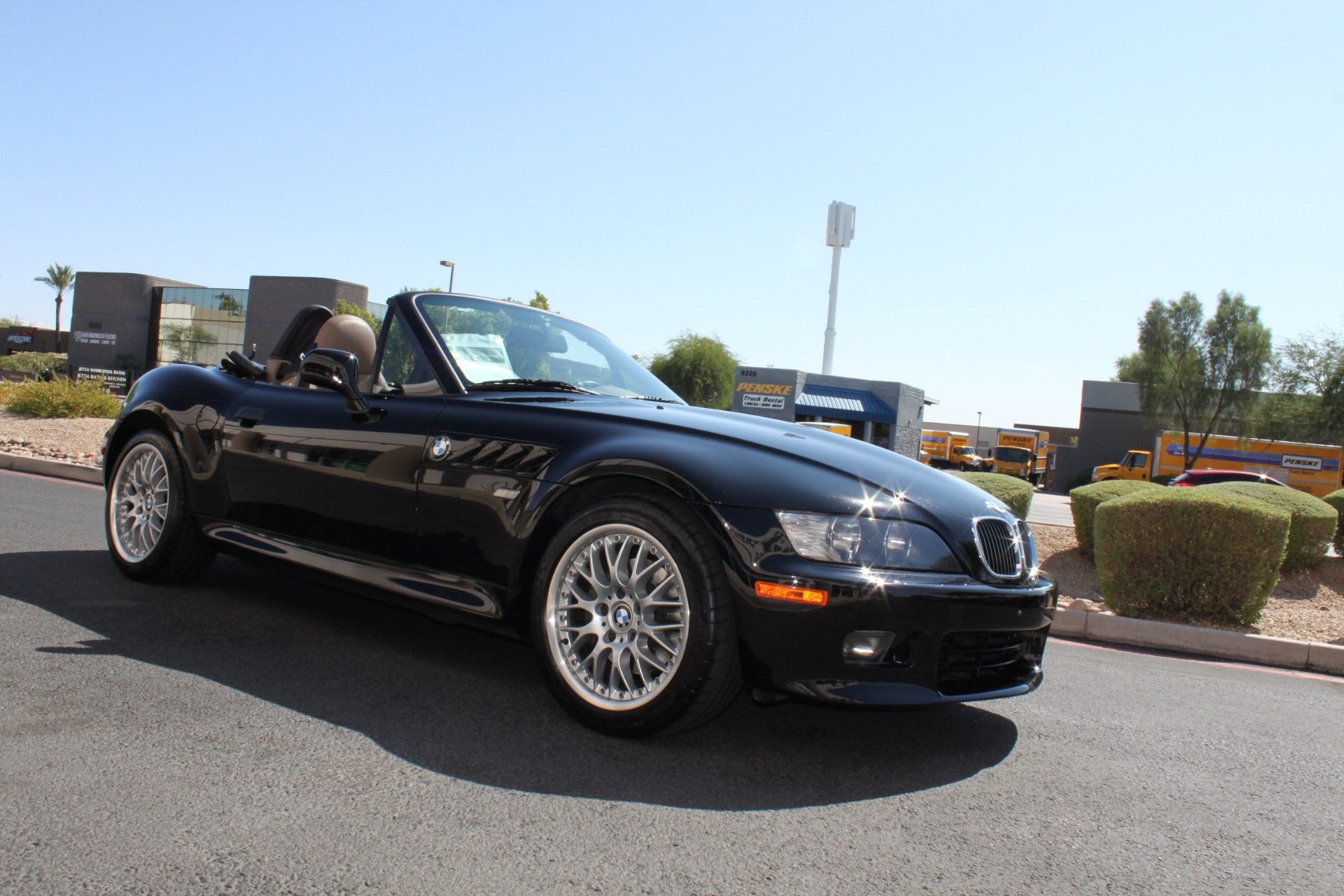 Used-2001-BMW-Z3-Roadster-30i-Toyota