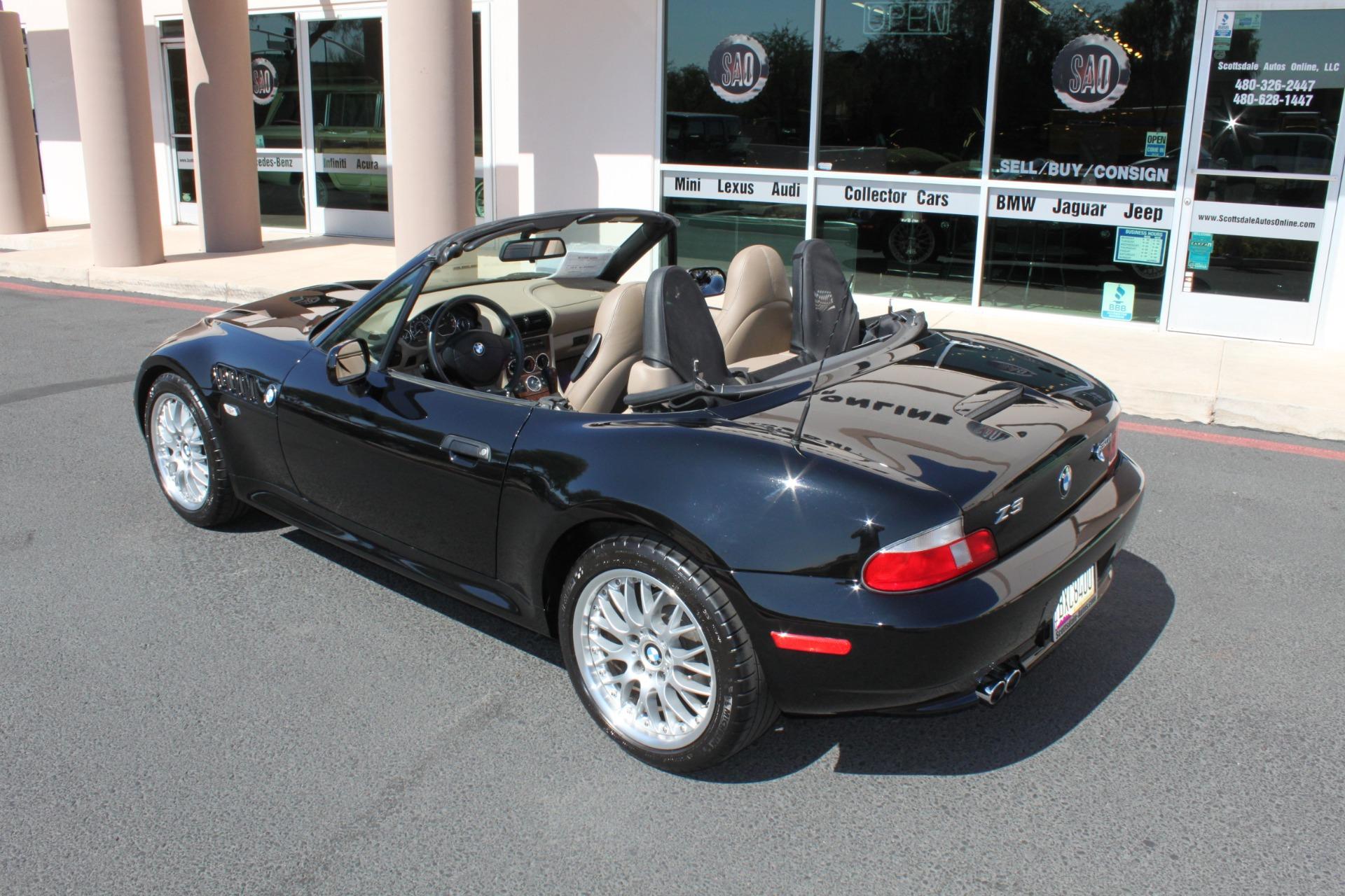 Used-2001-BMW-Z3-Roadster-30i-Toyota