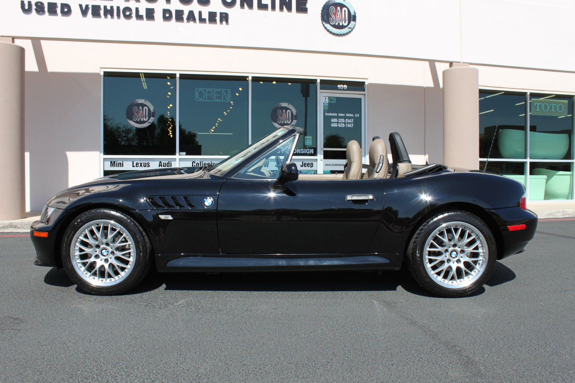 Used-2001-BMW-Z3-Roadster-30i-Mopar