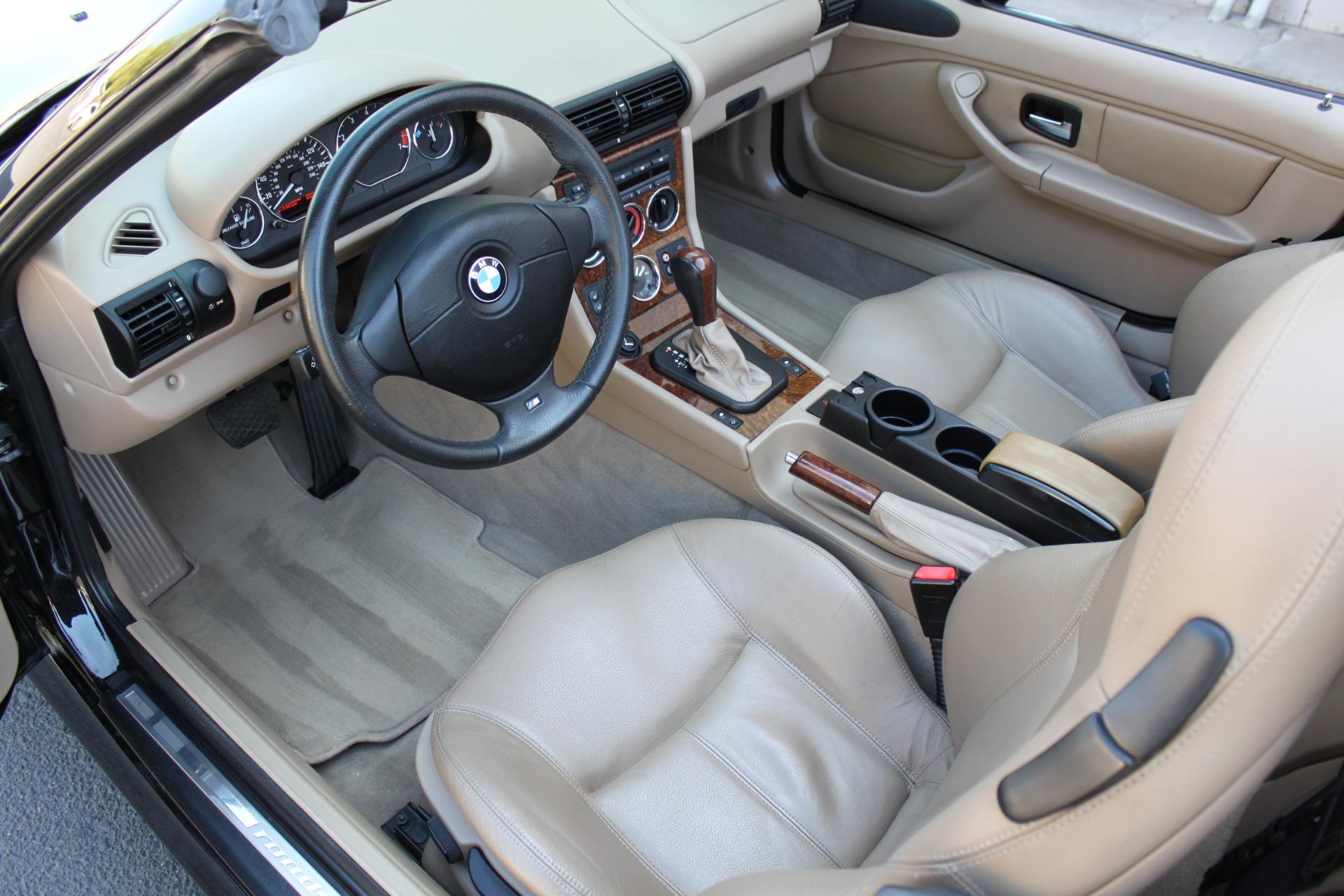 Used-2001-BMW-Z3-Roadster-30i-Chevrolet-Dealer-Vernon-Hills