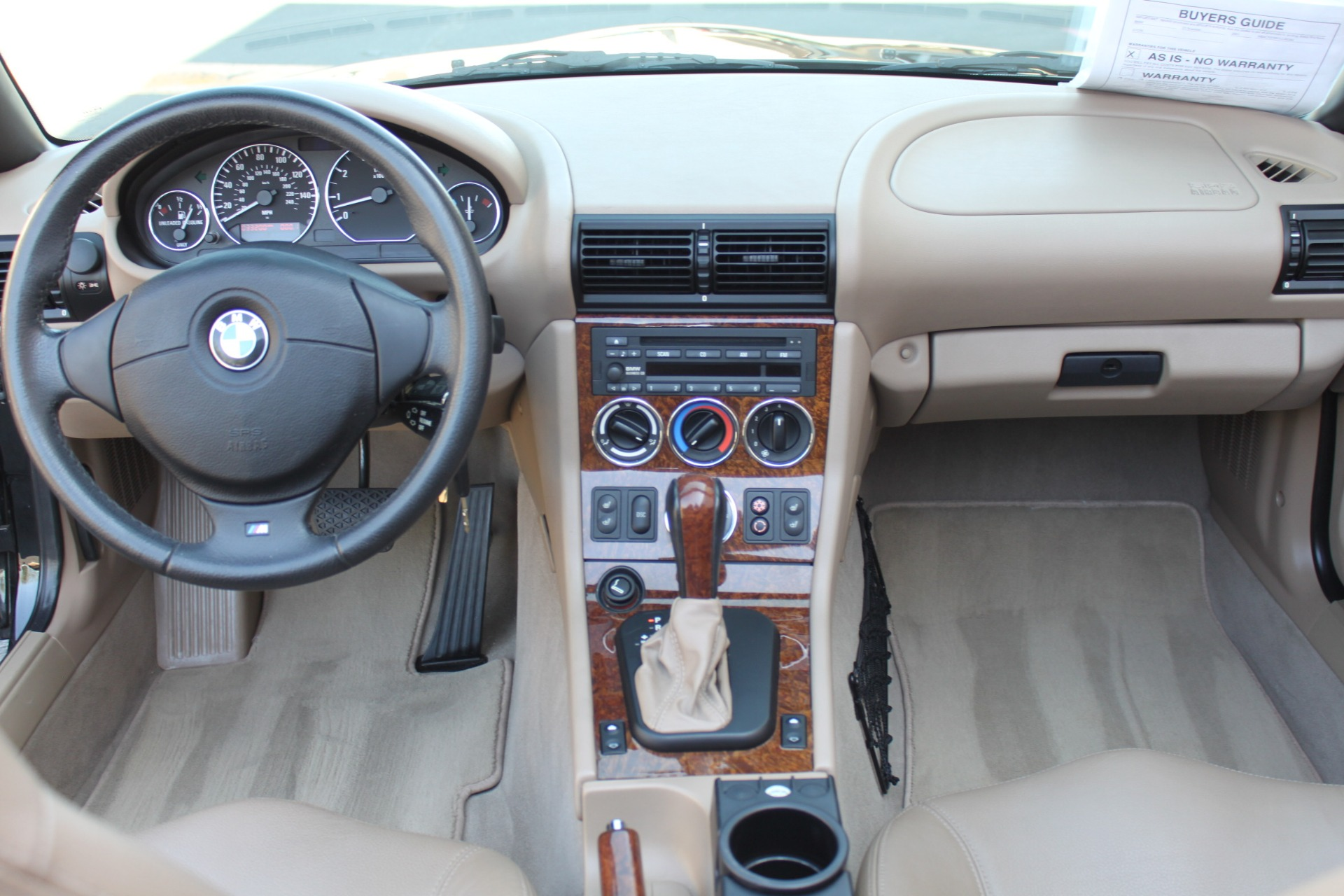 Used-2001-BMW-Z3-Roadster-30i-Luxury-Cars-Lake-County
