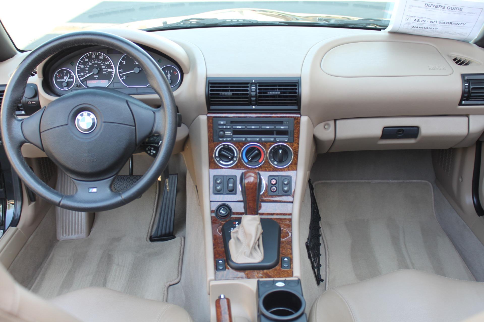 Used-2001-BMW-Z3-Roadster-30i-vintage