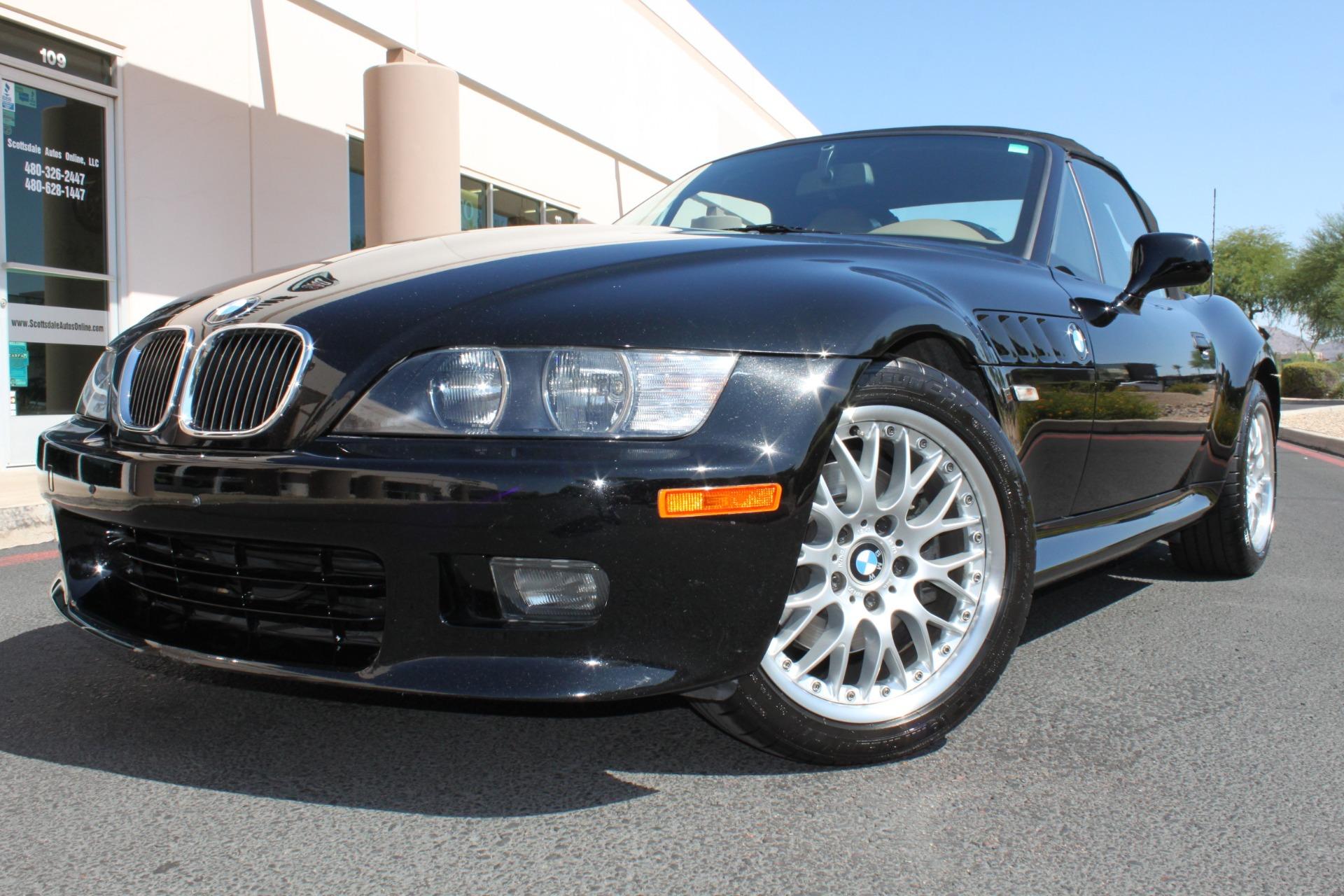Used 2001 BMW Z3 <span>3.0i Roadster</span> | Scottsdale, AZ