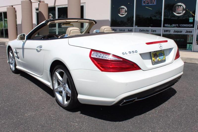 Used-2013-Mercedes-Benz-SL-Class-SL-550-New-cars-for-sale-Gurnee
