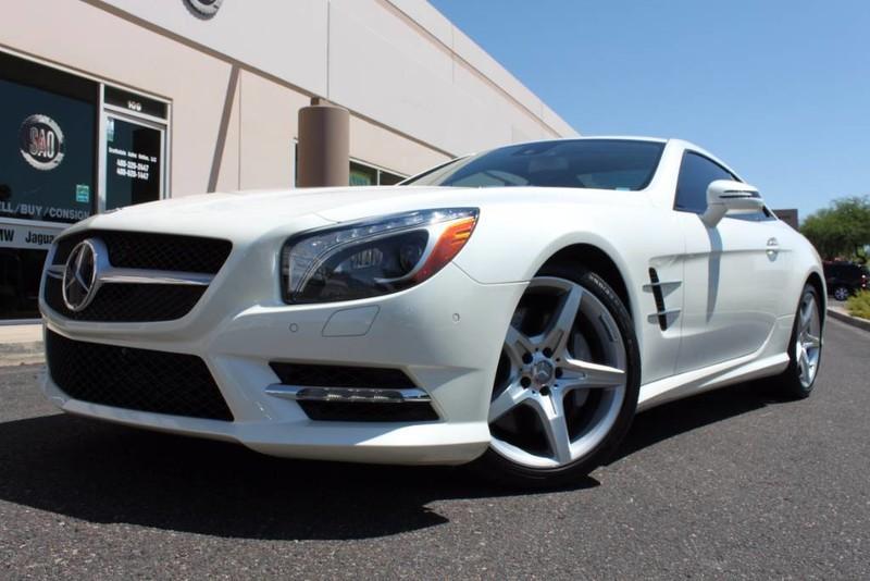 Used 2013 Mercedes-Benz SL-Class <span>SL 550</span> | Scottsdale, AZ