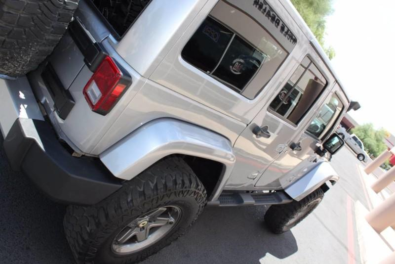 Used-2013-Jeep-Wrangler-Unlimited-Sahara-4X4-Modified-Grand-Cherokee